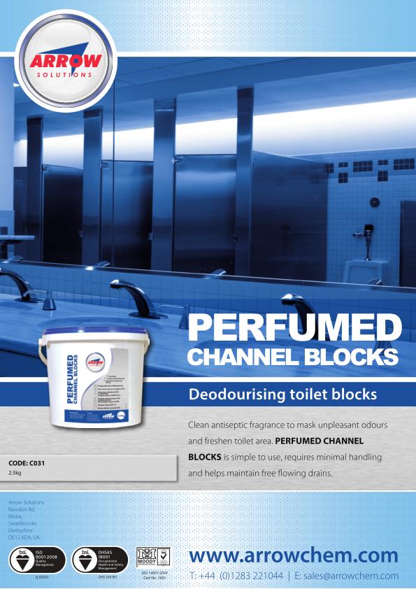 Perfumed Channel Blocks