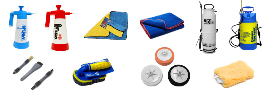 Andeb Autos Valeting Equipment Supplies