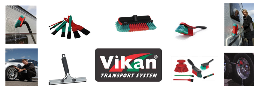 Vikan Brushes Equipment