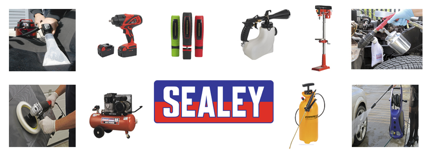 Sealey Equipment and Products