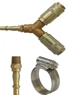 Air and Water Fittings